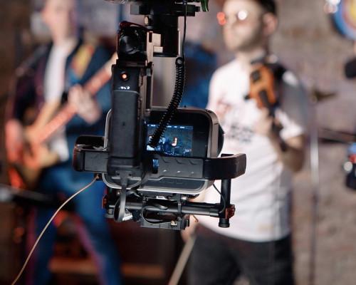 Lights, Camera…Acoustics?